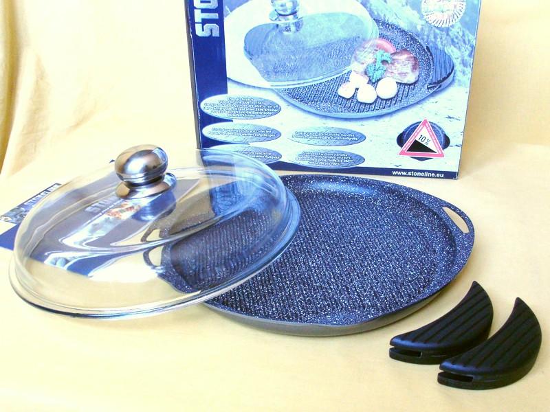 Wx7332 - stoneline - барбекю-сковорода как и из чего строится мангал, барбекю печи