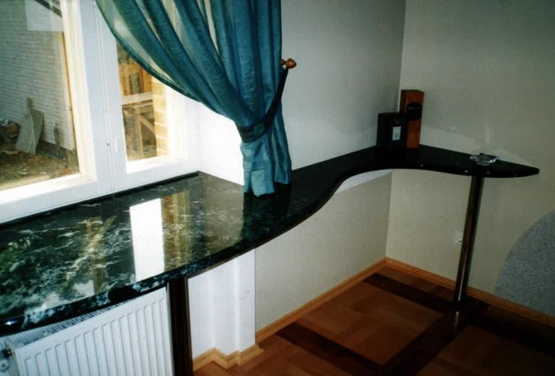 Столешница для балконной части.