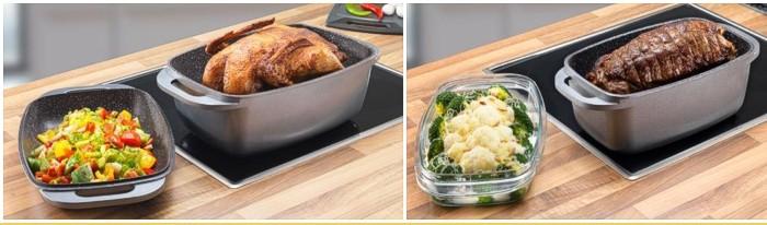 приготовить в тыкв с мясом в духовке