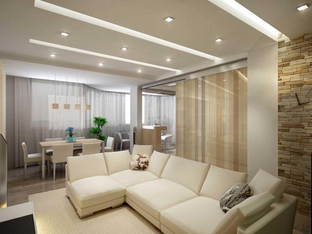 Дизайн квартир  маленьких однокомнатных квартир